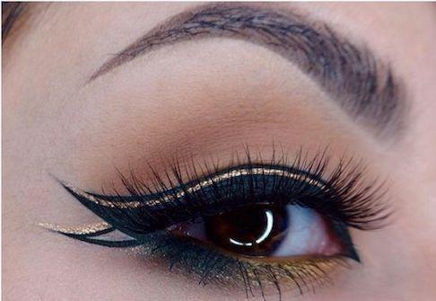 Tendencia en Make Up: doble delineado 4