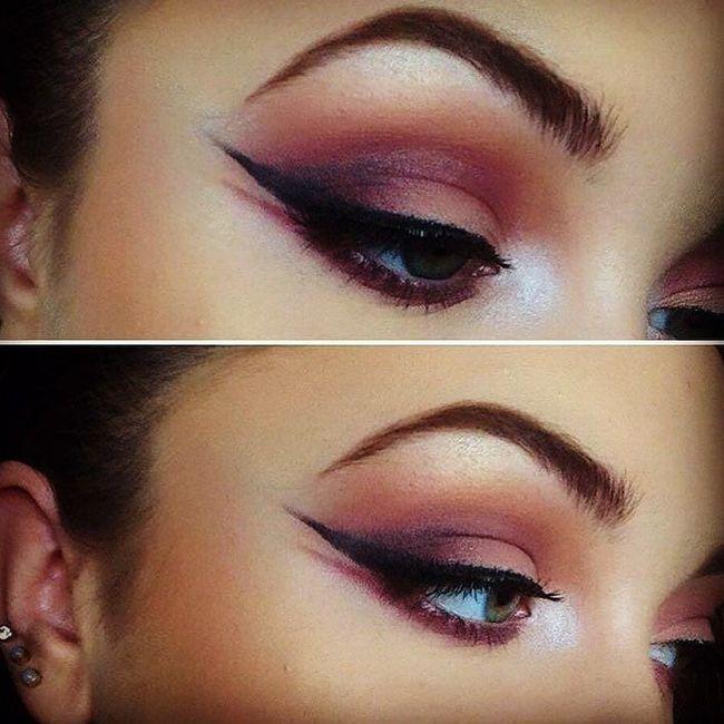 Tendencia en Make Up: doble delineado 8