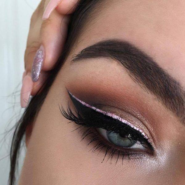 Tendencia en Make Up: doble delineado 11