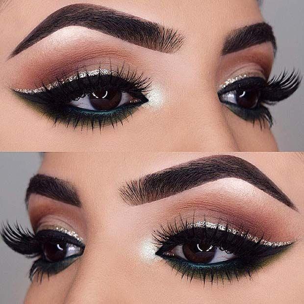 Tendencia en Make Up: doble delineado 12