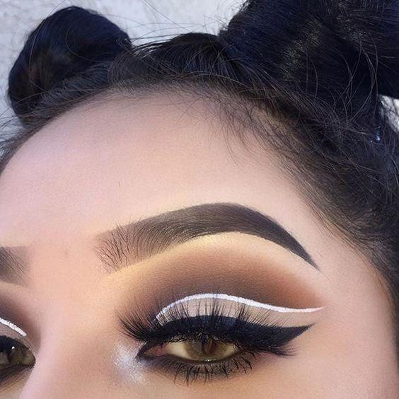 Tendencia en Make Up: doble delineado 13
