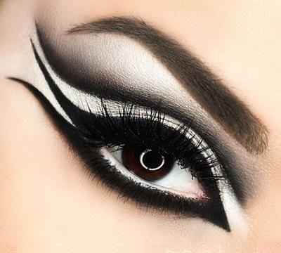 Tendencia en Make Up: doble delineado 14