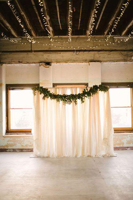 Ceremonias en interior: decoración 8