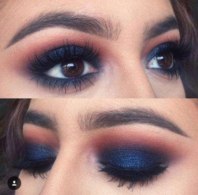 """y si tu """"algo azul"""" fuera el make up? 2"""