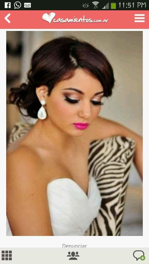 Make-up Natural o algo mas audaz? - 1