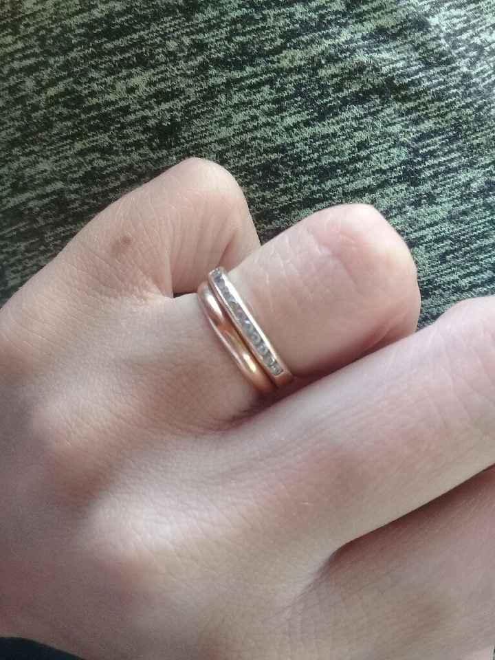 ¡Muestrenme su anillo! - 1