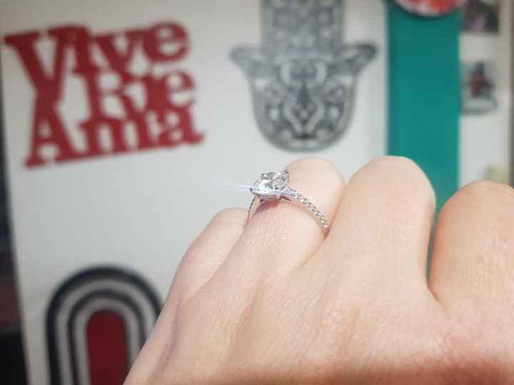 ROUND 1: ¡El anillo de compromiso! - 1