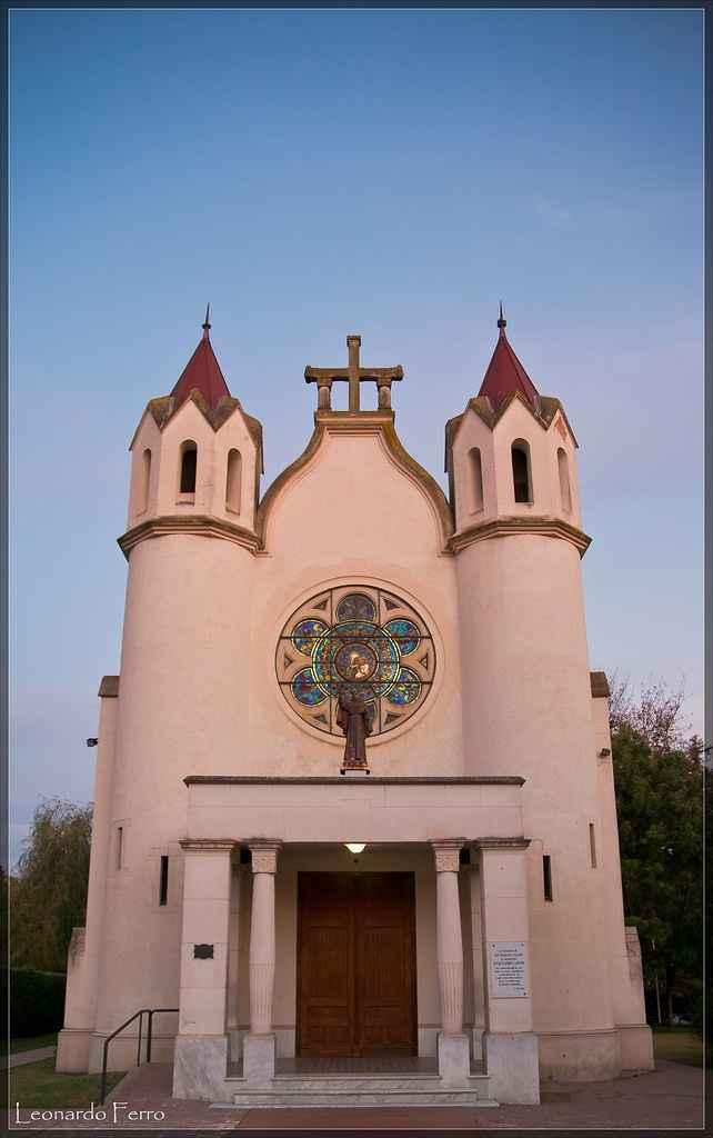 En esta iglesia me voy a casar
