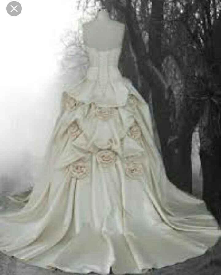 Tipos de estilos🎇: boda gótica - 1