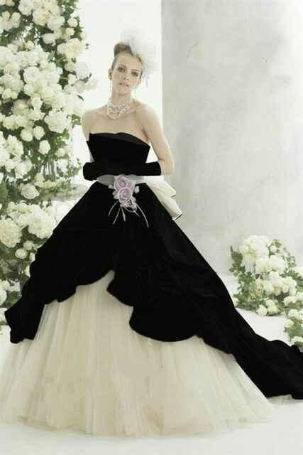 Tipos de estilos🎇: boda gótica - 4
