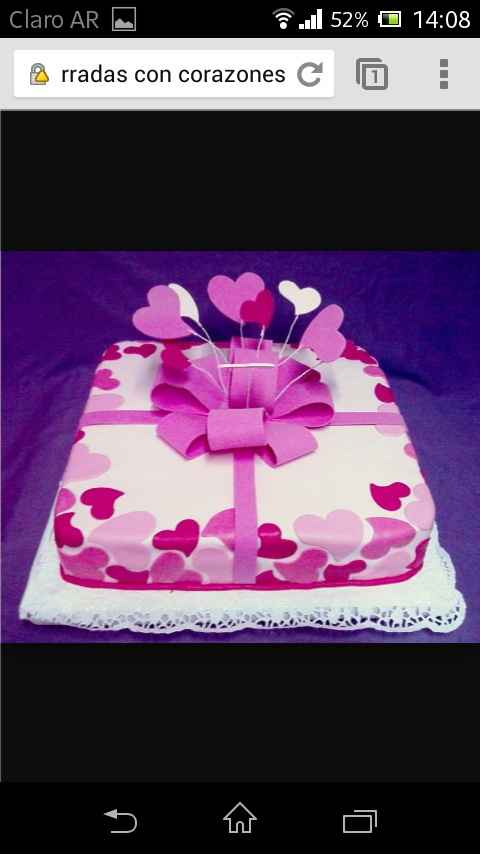 Nuestra torta: elegida!! - 1