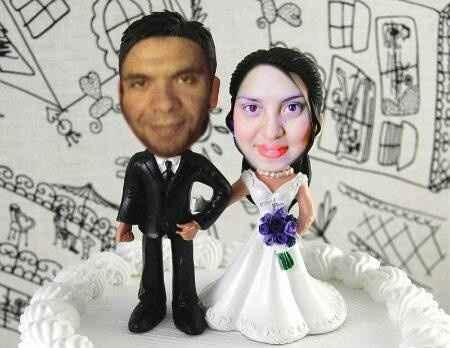 ¡Nuestro casamiento!
