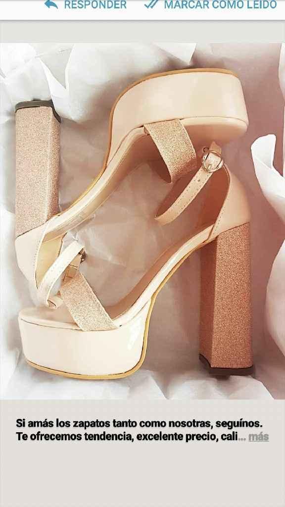 Me enamoran estos Zapatos - 1