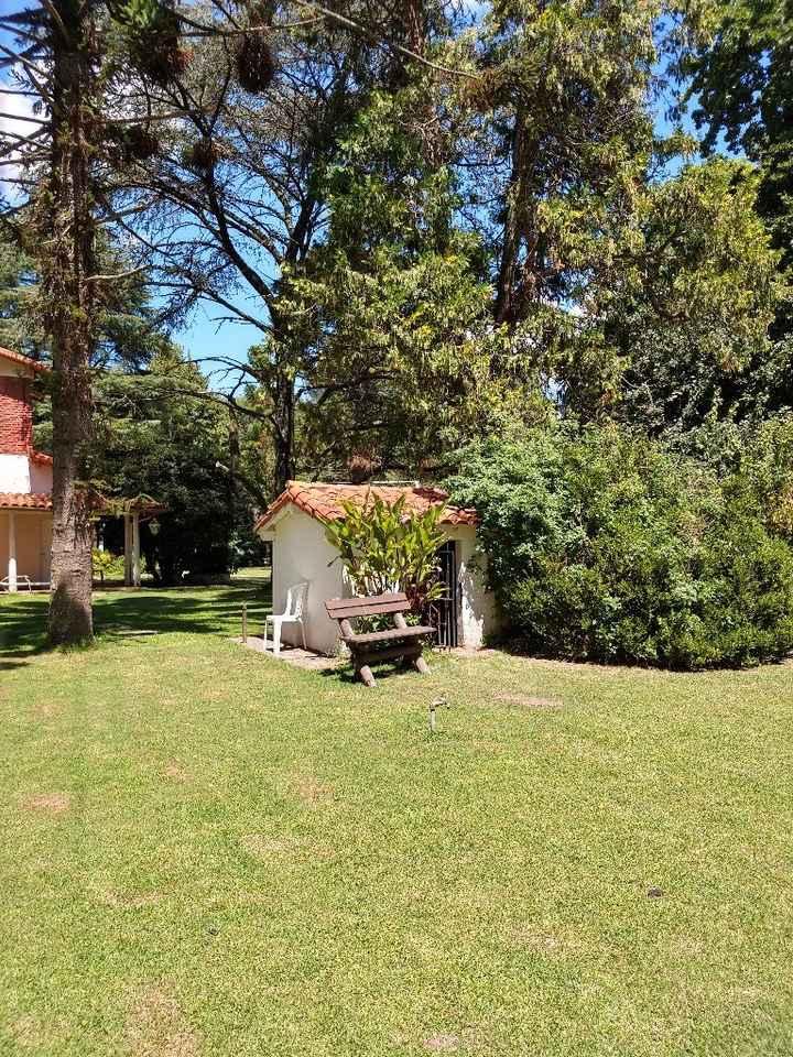 Natalia + Quinta el parque y Aly Caprino, Buenos Aires. - 1