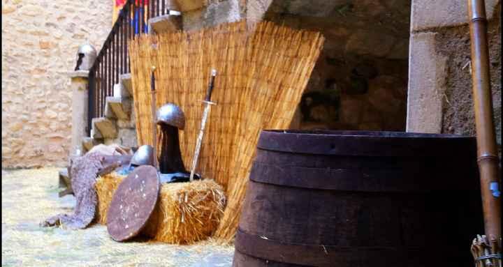 Rincón de fotos estilo Medieval - 1