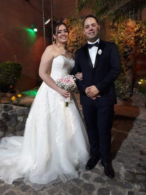 y ya pasó nuestra boda!! 2