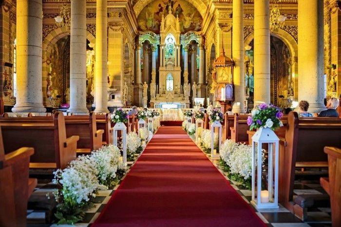 Gise + lo mejor de mi casamiento sera la ceremonia religiosa.. - 1