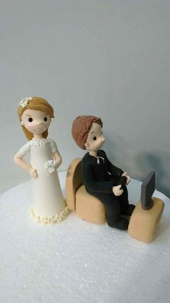 Mis muñecos de torta!! - 1