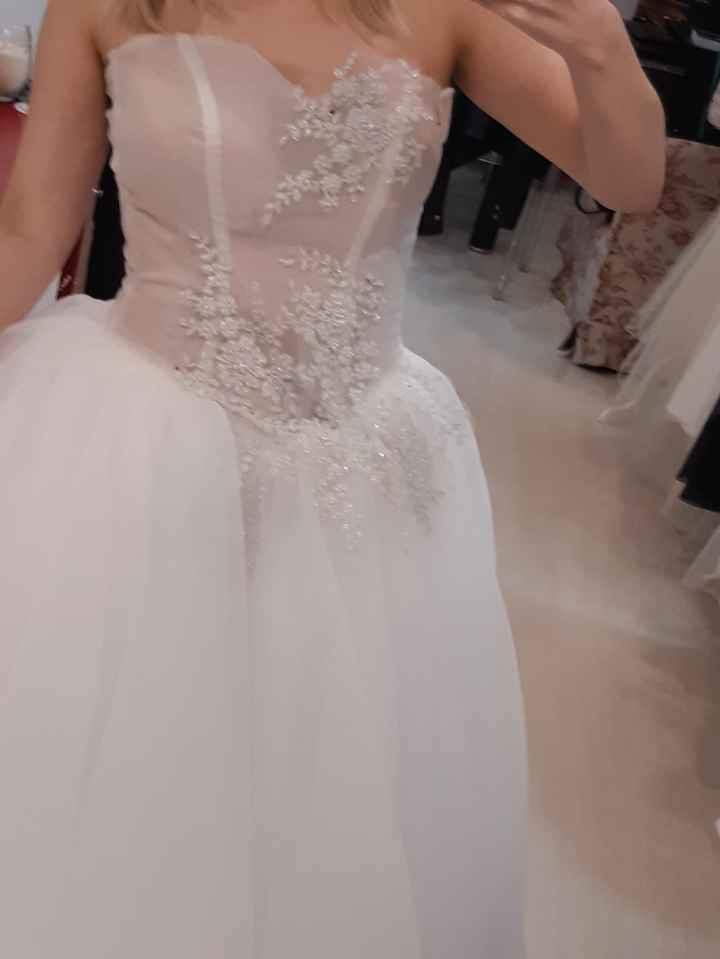 Primer prueba de vestido 🤩 - 5