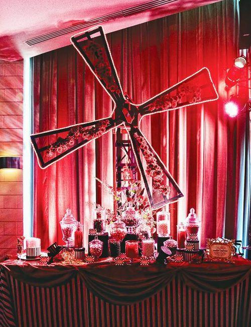 Bodas tematicas: Moulin Rouge 1