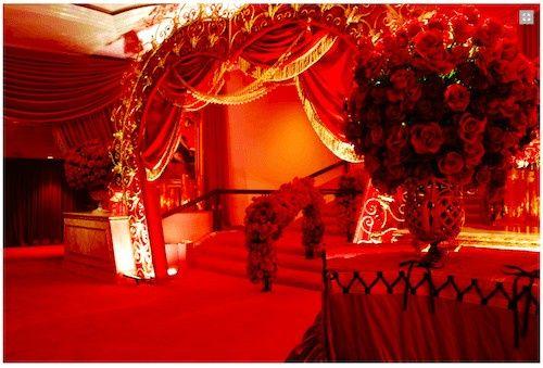 Bodas tematicas: Moulin Rouge 3