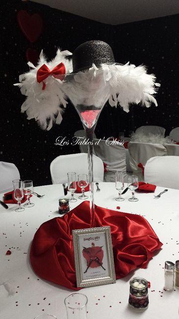 Bodas tematicas: Moulin Rouge 5