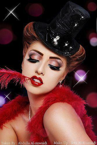 Bodas tematicas: Moulin Rouge 8