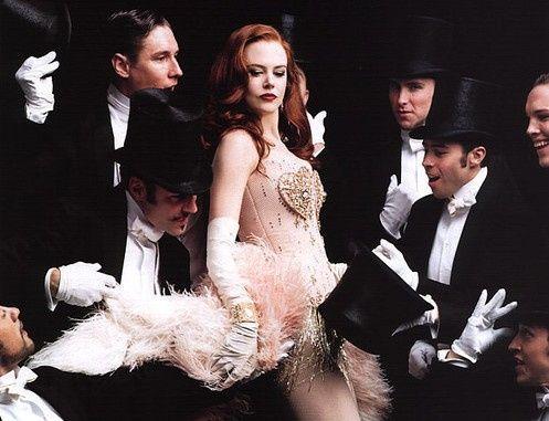 Bodas tematicas: Moulin Rouge 9
