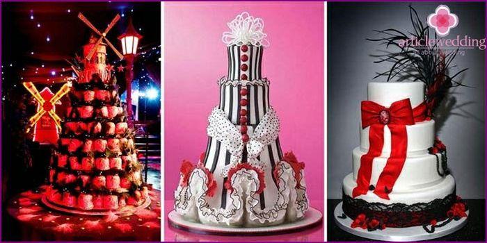 Bodas tematicas: Moulin Rouge 11