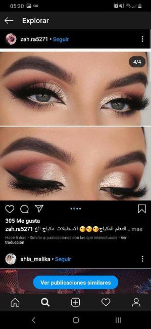 Make up- eligiendo un estilo 5