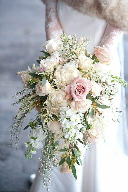Algunas fotos de ramos de novia, ¿cómo será el de ustedes ,amigas? 11