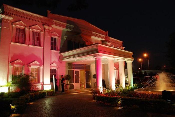Lugares para festejar bodas elegantes 8