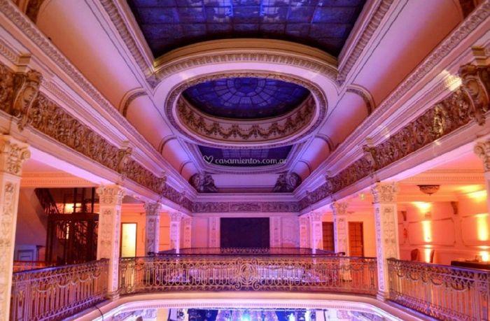Lugares para festejar bodas elegantes 11