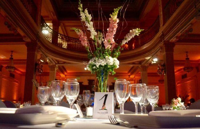 Lugares para festejar bodas elegantes 12