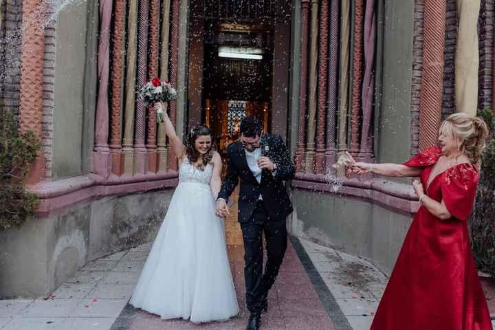Nos casamos al fin!! ❤❤❤ - 5
