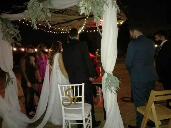 Nos casamos al fin!! ❤❤❤ - 7