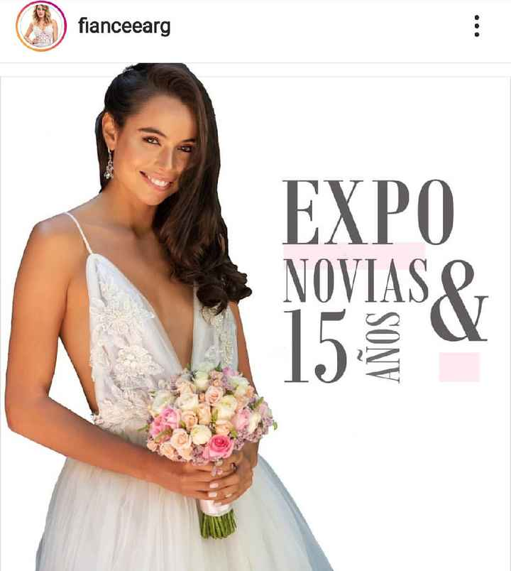 Expo novias ✨ Bs As - 1