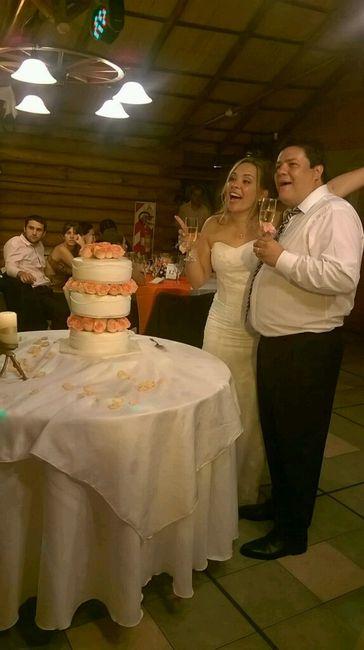 Felizmente casados !!!! 3era etapa - 12
