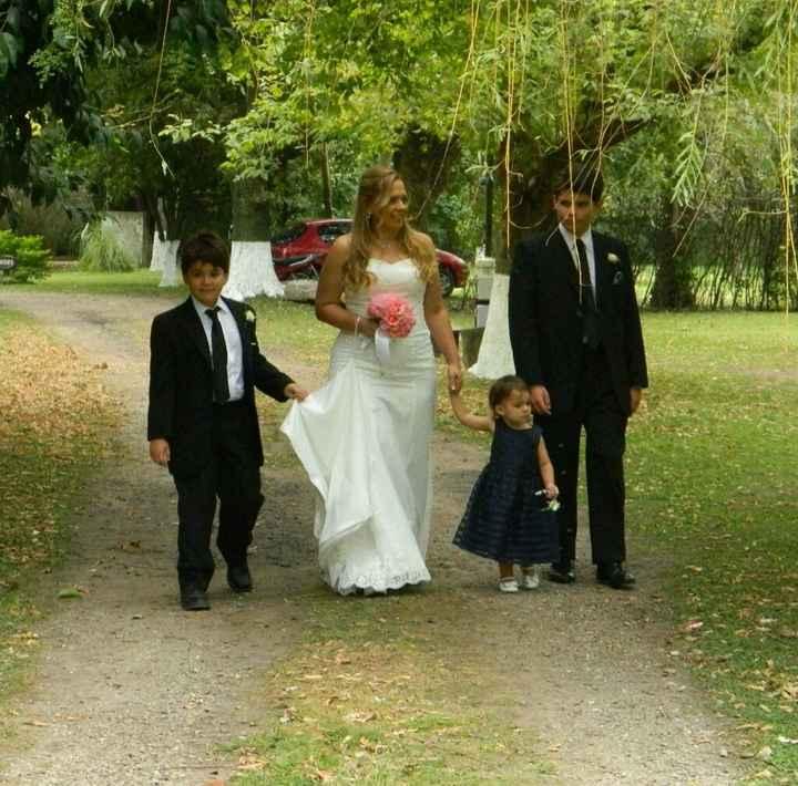 Felizmente casados !!!! 3era etapa - 2