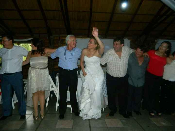 Felizmente casados !!!! 3era etapa - 8