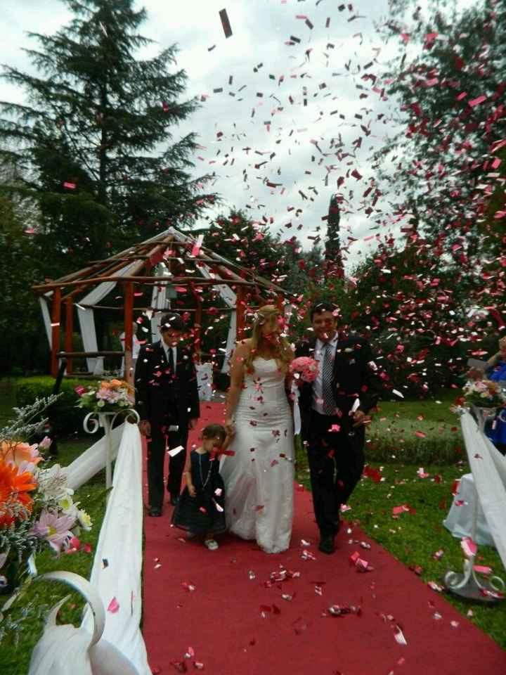 Felizmente casados !!!! 3era etapa - 9