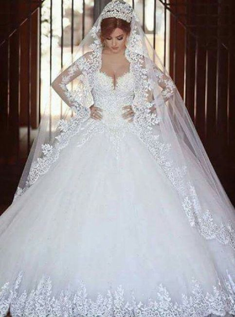 Tenés claro el estilo de tu vestido: ¿SÍ O NO? 1
