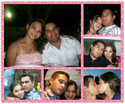 Gisela + Alvaro estamos festejando 14 años de dia de los enamorados - 1