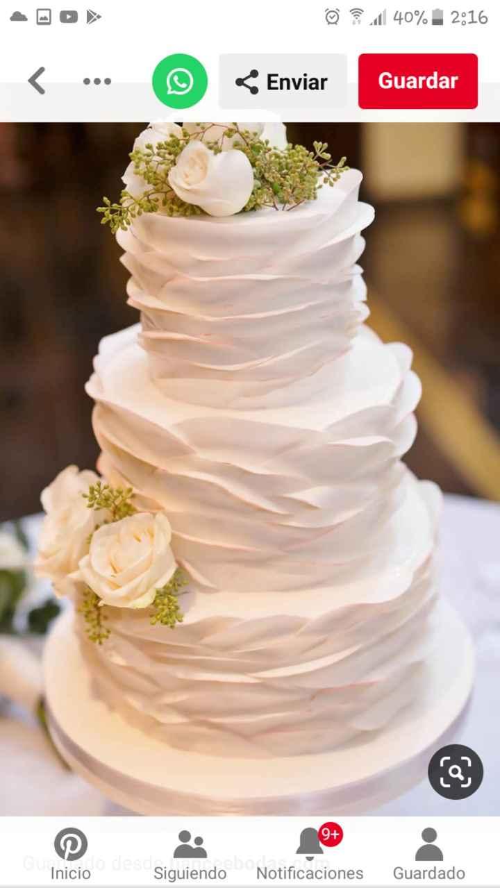 Torta de boda - 1