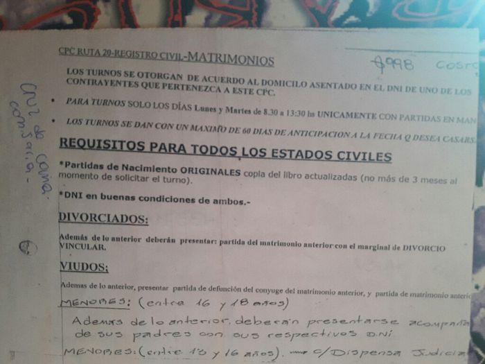 Novios que nos casamos el 9 de Diciembre de 2020 en Córdoba - 1