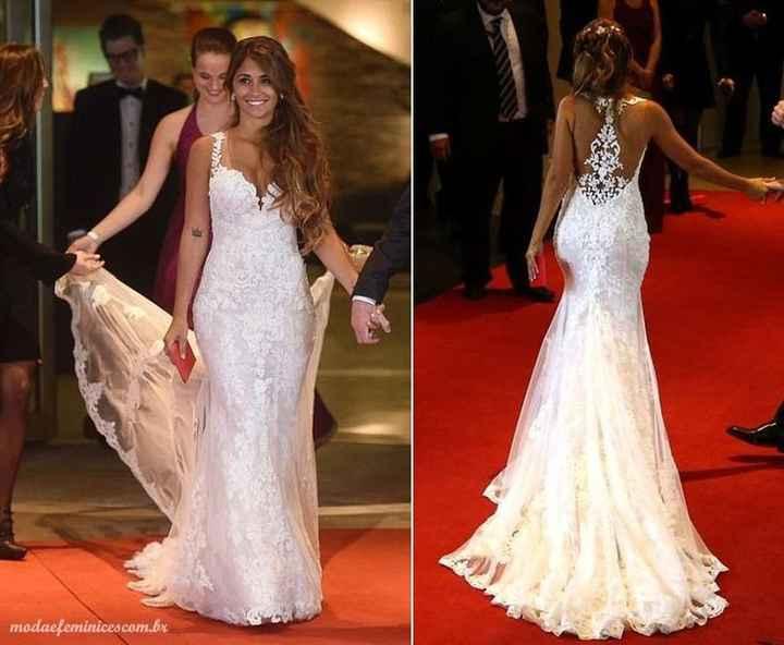 Romina + Mi Look de novia me gustaría Sirena pero también me gusta el estilo princesa!  Cual les gus