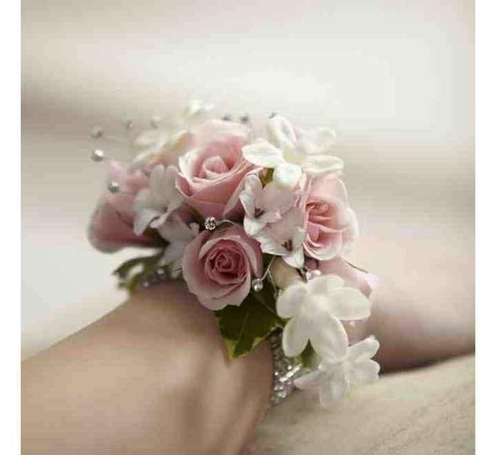 Ramo de novia civil e iglesia - 1