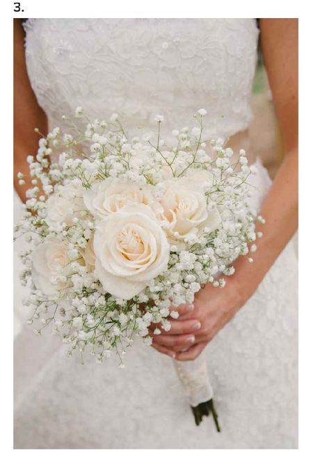 Ramo de novia civil e iglesia 5