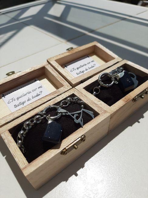 Idea para regalo de testigos? - 1