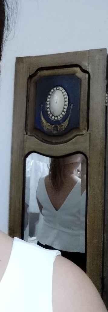 úLtimas pruebas de vestido 😍😍 - 1